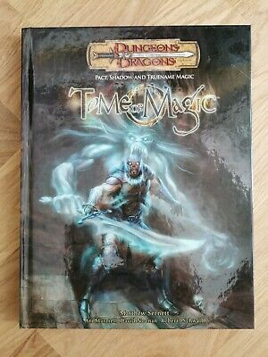 ⌘ Tome Of Magic ⌘ Manuale Per Giocatore D&D Dungeons And Dragons 3.5 3.0