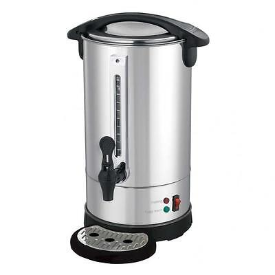 8 Litre Electric Hot Water Boiler Catering Tea Urn (Our ref: YY008)