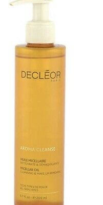MUST GO TODAY Decléor Aroma Cleanse Micellar Oil 200ml RRP £30.00