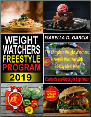 Weight Watchers Freestyle Program 2019 – The Complete Weight Watchers   {P.D.F}