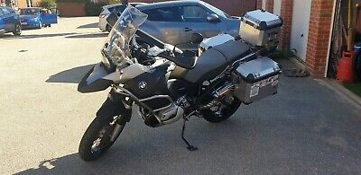 **Cheapest on ebay** BMW R1200GS Adventure Silver 2007 37000 miles