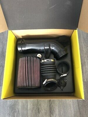 Genuine 2017 Ford Focus RS Intake Pipes And K & N Air Filter