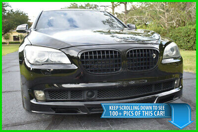 2011 BMW 7-Series ALPINA B7 - 76K MILES - DINAN UPGRADES - BEST DEAL ON EBAY B7 760Li 760i 760 750 i Li 750Li 750i Mercedes Benz S63 AMG S65 S600 S550 E63