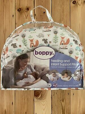 Chicco Boppy Nursing & Support Pillow - Unused