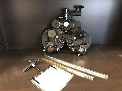 VINTAGE Bausch&Lomb Green's phoropter