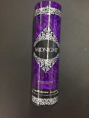 Australian Gold Midnight Bronzer 8.5 Ounce Tanning Lotion