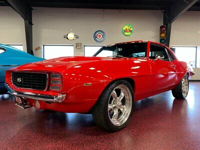 1969 Camaro SS/RS 1969 Chevrolet Camaro SS/RS custom 396 FiTech fuel injected pro touring Clean