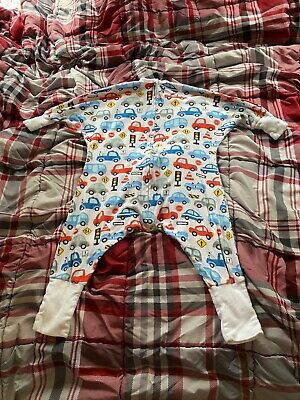 sleeping baby flying squirrel  pj small 12-24 months