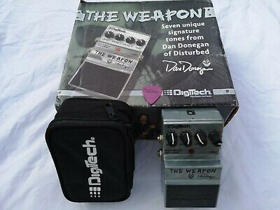 Digitech The Weapon Dan Donegan - Free Next Day Delivery In The Uk