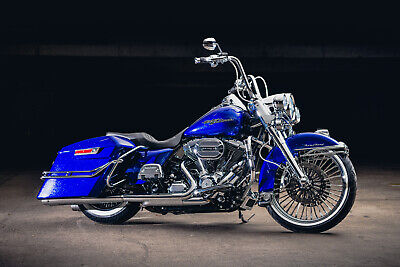 2012 Harley-Davidson Touring  2012 Harley Davidson Custom Cholo Gangster Road King by CCW