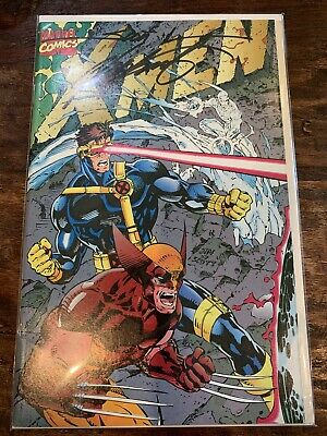 X-Men 1 2X SIGNED By Chris Claremont And Scott Williams
