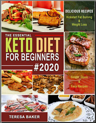 Keto Diet for Beginners 2020 – The Definitive Ketogenic Diet Guide   {P.D.F}