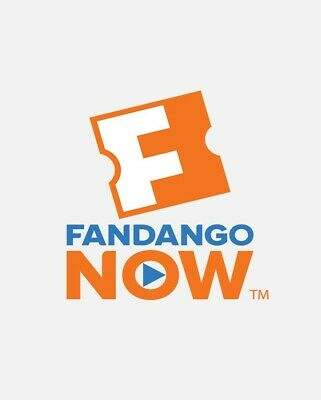 Fandango Now (FandangoNow) 1 Digital Rental Code..Fast Delivery..$7 Value