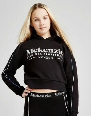 Mckenzie Girls Kendall Rainbow Hoodie (13-15 Years)