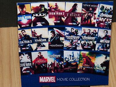 MOVIES on usb flash drive (ORIGINALS) MARVEL MOVIES (READ ALL ABOUT IT)