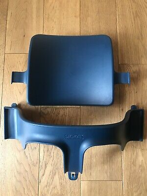 Stokke Tripp Trapp Baby Seat Chair Set Midnight Blue