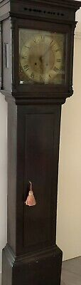 antique longcase grandfather Clock