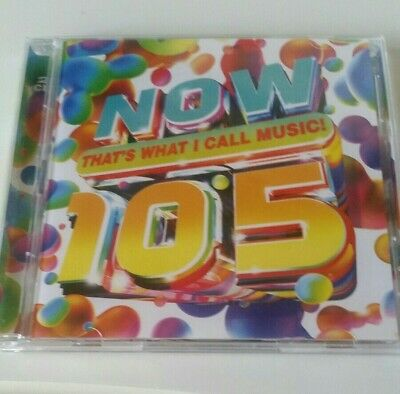 Now That's What I Call Music! 105 - Double CD