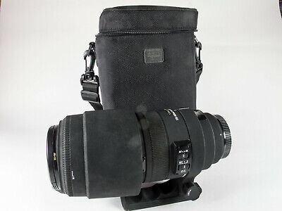 Sigma EX 120-400mm F/4.5-5.6 HSM APO DG OS For Canon EOS MINT