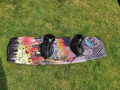 Ronix Vision 20 Kids Wakeboard With Bindings And Boots