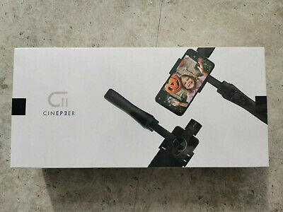 CINEPEER C11 3-Axis Handheld Gimbal Stabilizer for Smartphone - Brand New Sealed
