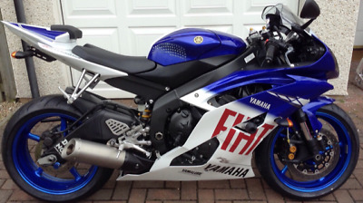 Yamaha YZF R6 2008 Model Very Low Mileage 3687 Miles Limited Edition
