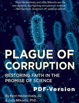 Plague Of Corruption - Restoring Faith In The Promise Of Science  [ P.d.f]