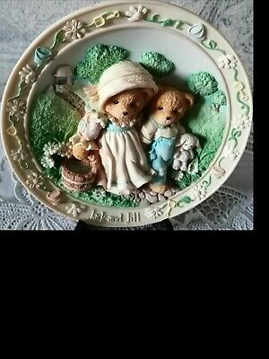 jack and Jill Plate. Little Boo Peep in mint condition
