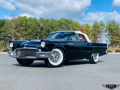 1957 Ford Thunderbird  1957 Thunderbird  Supercharged 312 300HP Frame Off 11k actual miles trades
