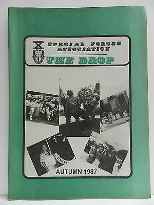 """""""Green Beret"""" The Drop Magazine, Autumn 1987 Issue, Special Forces Association"""