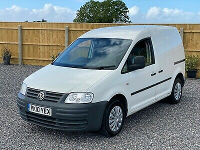 2010 Volkswagen Caddy 1.9 Tdi 104Bhp New Cambelt Clutch Low Mileage Engine 50Mpg