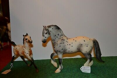"Breyer #410600 ""Lots of Spots"" JC Penney set from 2000. Used. Unboxed"