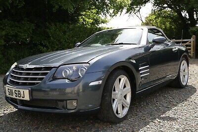 Chrysler Crossfire Convertible Roadster Petrol Auto 3.2L V6 Very Low Mileage