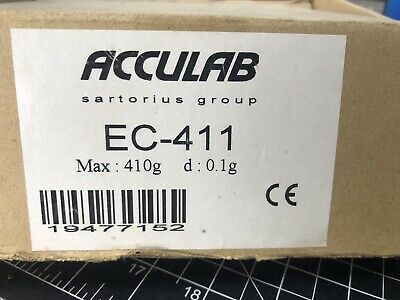 Acculab Scale