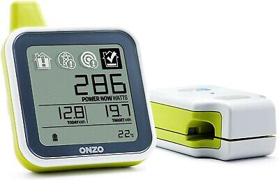 * Onzo Smart Energy Electricity Monitor / Usage Meter *