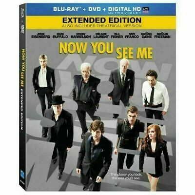 Now You See Me (Blu-ray ONLY) DISC IS MINT
