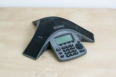 Polycom SoundStation IP 5000 Conference Phone VoIP PoE