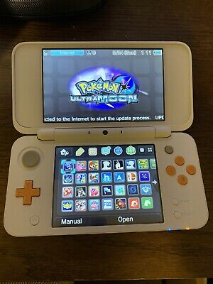 Modded New Nintendo 2DS XL! (Free Games)!