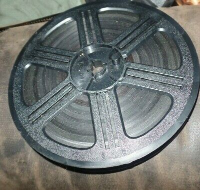 Rare Super 8 S8 Home Movie Film Reel, Untitled, Unlabeled, Mystery Reel    W17