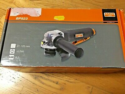 Bahco BP823 Air Angle Grinder 125mm. 10000RPM