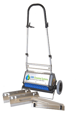 CRB Cleaning Systems - TM4 15' Pile lifter & dry carpet cleaning machine