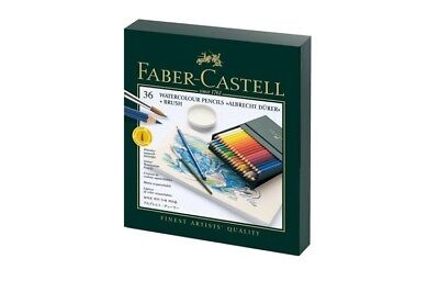 Faber Castell Watercolour Albrecht Dürer 36 Pencil And Brush Gift Box FC117538
