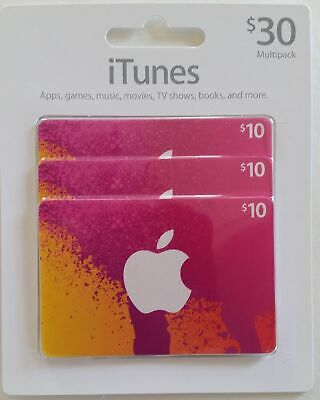 Аpole iTunes Gift Card 10 USD