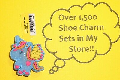 Pony Unicorn Shoe Charms Shoe Buttons Plugs Decoration Cake Toppers  auction