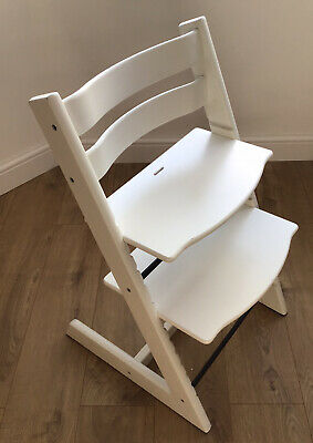 Stokke Tripp Trapp Highchair White