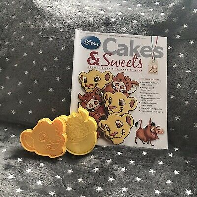 Disney Cakes And Sweets Magazine Issue 25