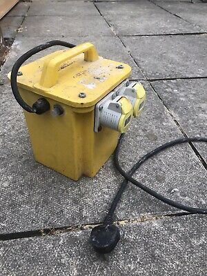 110v Carrolle And Maynell transformer used working