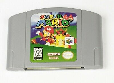 Super Mario 64 - For Nintendo 64 N64