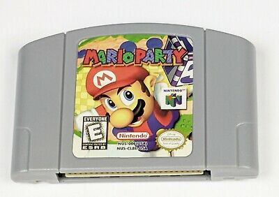 Mario Party 1 - For Nintendo 64 N64