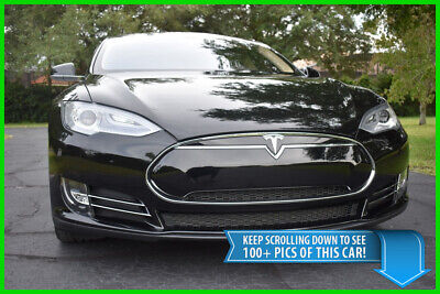 2013 Tesla Model S PERFORMANCE P85 SEDAN - ONLY 6K LOW MILES - BEST DEAL ON EBAY ELECTRIC CAR P85 P85+ P85D P90D 90D 85 75D BMW i8 hybrid Panamera Porsche S 4S